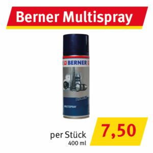 Berner Multispray