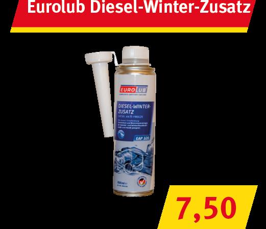 Eurolub Diesel-Winter-Zusatz