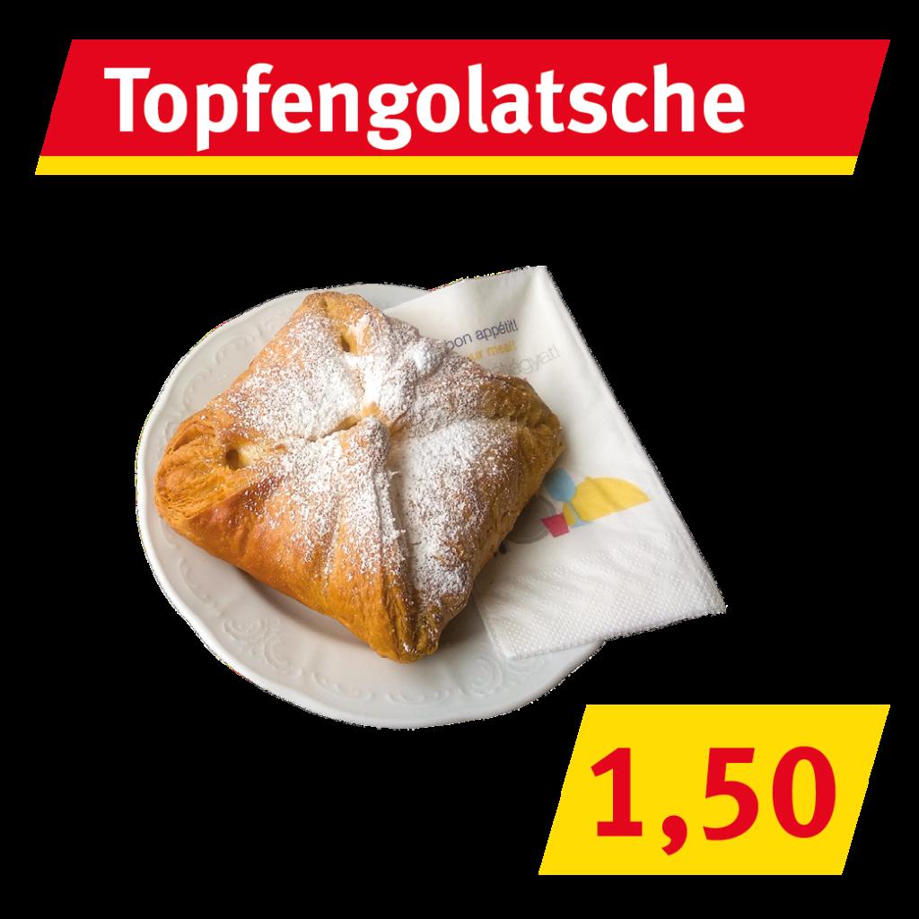 Topfengolatsche